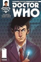 Doctor Who 10th Year Two #14 Cvr A Florean