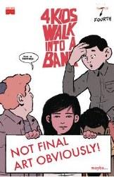 4 Kids Walk Into A Bank #4 (Mr)
