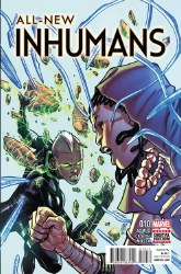All New Inhumans #10