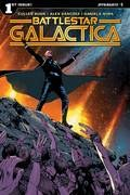 Battlestar Galactica Vol 3 #1 (Of 5) Cvr B Guice