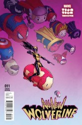 All New Wolverine #11 Parker Tsum Tsum Var
