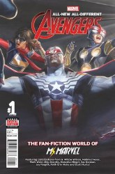 All New All Different Avengers Annual #1