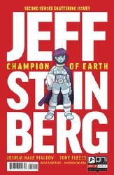 Jeff Steinberg Champion Of Earth #2 (Mr)