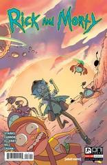 Rick & Morty #18 (C: 1-0-0)