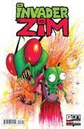 Invader Zim #13 Var Pardee (C: 1-0-0)