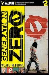Generation Zero #2 Cvr A Mooney