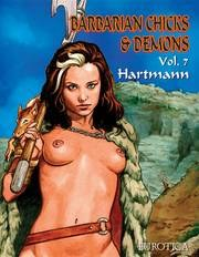 Barbarian Chicks And Demons Gn Vol 07 (A) (C: 1-0-0)