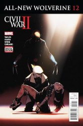 All New Wolverine #12