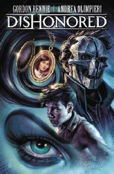 Dishonored #4 (Of 4) Cvr A Wahl