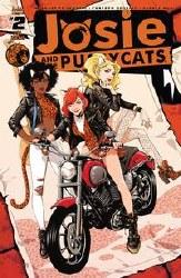 Josie & The Pussycats #2 Cvr A Reg Audrey Mok