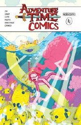 Adventure Time Comics #4 (C: 1-0-0)