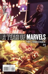 A Year Of Marvels Unbeatable #1
