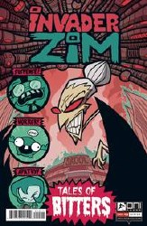 Invader Zim #15 (C: 1-0-0)