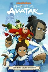 Avatar Last Airbender Tp Vol 14 North & South Part 2 (C: 1-0