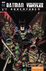 Batman Tmnt Adventures #1 (Of 6) Subscription Var A