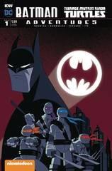 Batman Tmnt Adventures #1 (Of 6) Subscription Var B