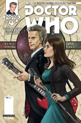 Doctor Who 12th Year Two #15 Cvr A Ianniciello