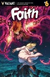 Faith (Ongoing) #6 Cvr A Tan