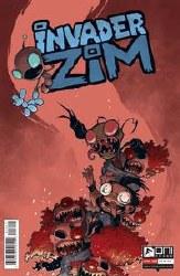 Invader Zim #16 (C: 1-0-0)