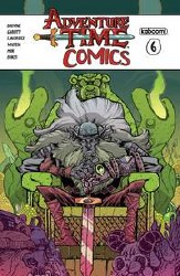 Adventure Time Comics #6 (C: 1-0-0)