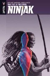Ninjak Tp Vol 05 The Fist & The Steel