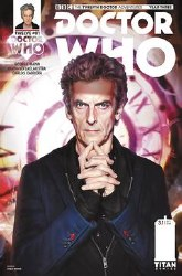 Doctor Who 12th Year Three #1 Cvr A Burns