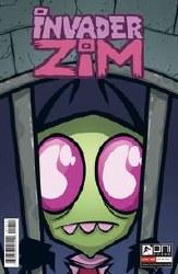 Invader Zim #17 (C: 1-0-0)