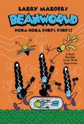 Beanworld Hc Vol 04 Hoka Hoka Burbl Burbl