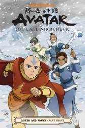 Avatar Last Airbender Tp Vol 15 North & South Part 3 (C: 1-0