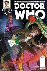 Doctor Who 11th Year Three #5 Cvr A Florean