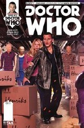 Doctor Who 9th #12 Cvr B Photo