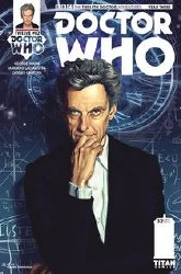 Doctor Who 12th Year Three #2 Cvr A Ianniciello