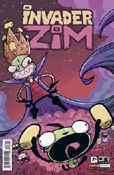 Invader Zim #18 (C: 1-0-0)