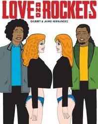 Love & Rockets Magazine #2 (Mr)