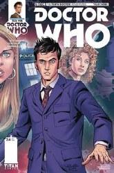Doctor Who 10th Year Three #4 Cvr A Alves