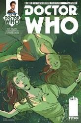Doctor Who 10th Year Three #4 Cvr D Zanfardino