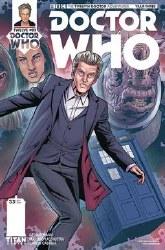 Doctor Who 12th Year Three #3 Cvr A Alves