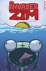 Invader Zim #19 (C: 1-0-0)