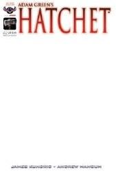 Hatchet #0 Blank Sketch Cvr (Mr)