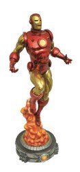 Marvel Gallery Classic Iron Man Pvc Fig (C: 1-1-2)