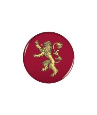 Game Of Thrones Magnet 2.25 In Lannister (C: 1-1-2)