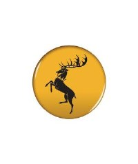 Game Of Thrones Magnet 2.25 In Baratheon (C: 1-1-2)