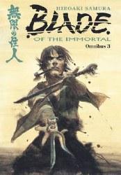 Blade Of Immortal Omnibus Tp Vol 03 (Mr) (C: 1-0-0)