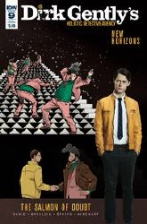 Dirk Gently Salmon Of Doubt #9 Subscription Var
