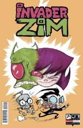 Invader Zim #21 (C: 1-0-0)