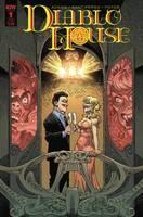 Diablo House #1 Cvr B Rodriguez