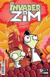Invader Zim #22 (C: 1-0-0)