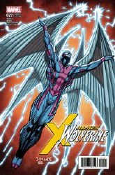 All New Wolverine #22 X-Men Card Var