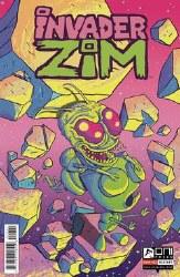Invader Zim #22 Vermilyea Var (C: 1-0-0)