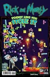 Rick & Morty Pocket Like You Stole It #1 (Of 5) Main Var
